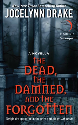 Book The Dead the Damned and the Forgotten Novella