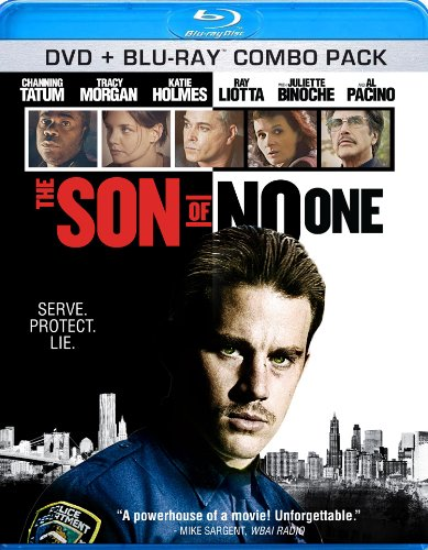 The Son of No One [Blu-ray/DVD Combo] DVD
