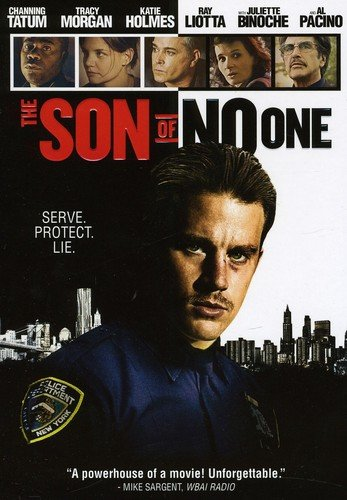 The Son of No One DVD