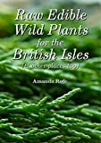 Bargain eBook - Raw Edible Wild Plants for the British Isles