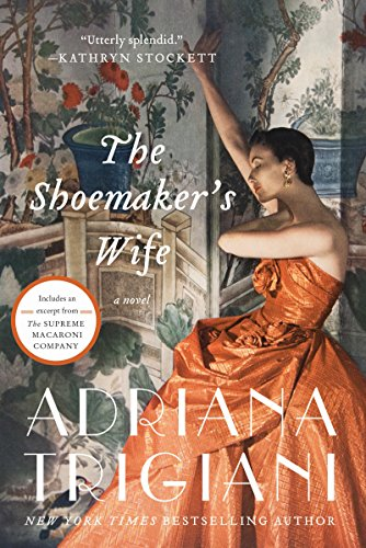 Book The Shoemaker's Wife - $2.99 - Adriana Trigiani