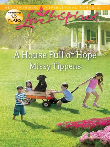 Book A House full of hope