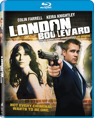 London Boulevard [Blu-ray] DVD