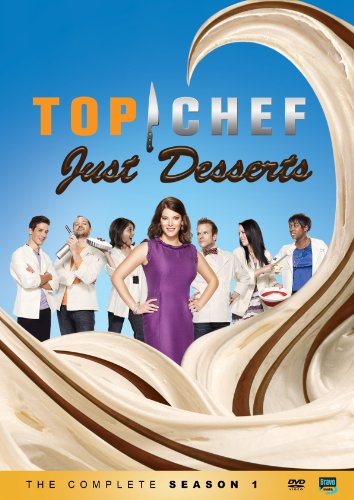 Top Chef: Just Desserts Season 1 DVD