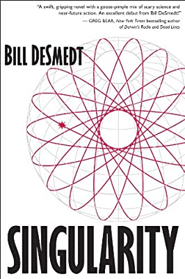 Free AudioBook: Singularity by Bill DeSmedt