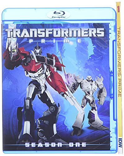 Transformers Prime: The Complete First Season cover