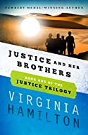 Book Cover: Justice and Her Brothers by Virginia Hamilton