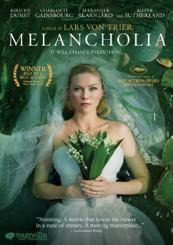 Melancholia DVD