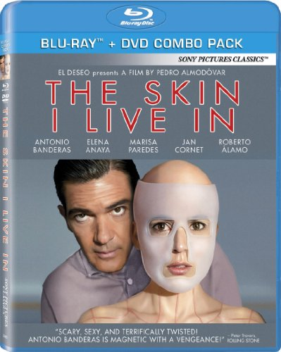The Skin I Live in  DVD