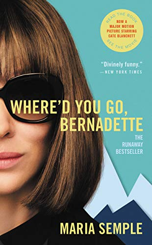 Book Where'd You Go Bernadette?