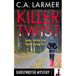 Killer Twist (A Ghostwriter Mystery)