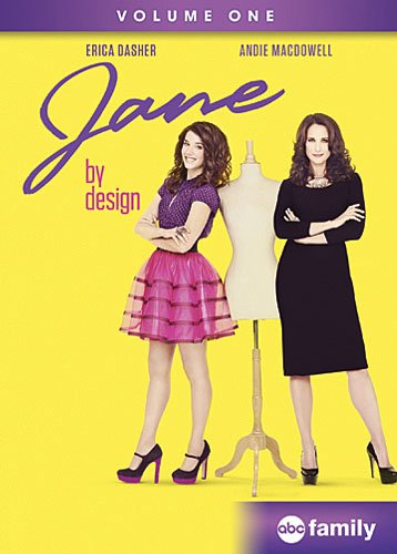 Jane by Design: Volume One DVD