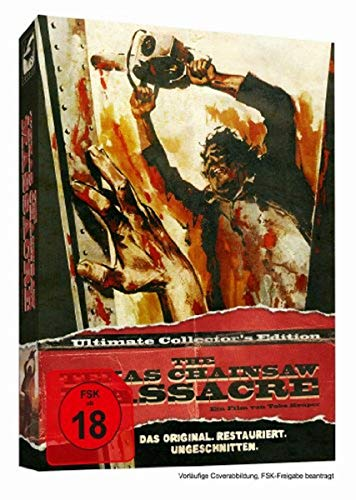 The Texas Chainsaw Massacre (Ultimate Collector's Edition  Blu-ray + 3 DVDs)