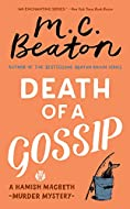 Book Cover: Death of a Gossip by M C Beaton