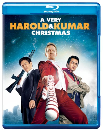 A Very Harold & Kumar Christmas  DVD