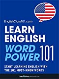 Learn English - Vocabulary 101