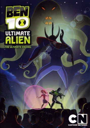 Ben 10 Ultimate Alien: Ultimate Ending DVD