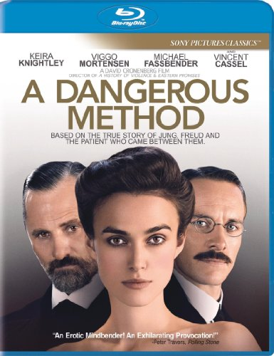 A Dangerous Method [Blu-ray] DVD