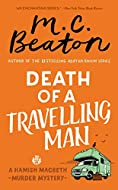 Book Cover: Death of a Travelling Man by M. C. Beaton