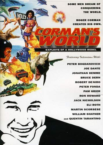 Corman's World DVD