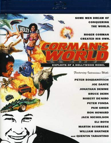 Corman's World [Blu-ray] DVD