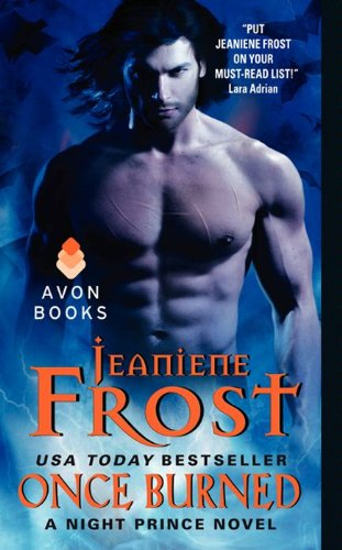Book Once Burned - Jeaniene Frost