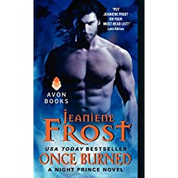 Once Burned: A Night Prince Novel