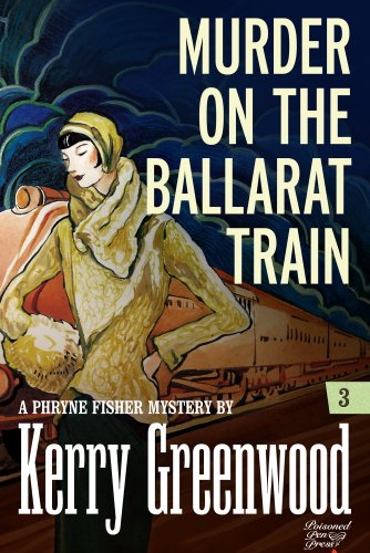 Book Murder on the Ballarat Train