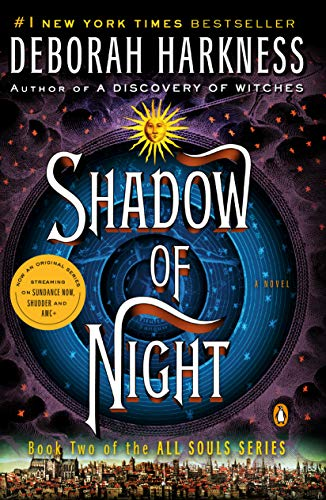 Book Shadow of Night