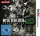 Metal Gear Solid - Snake Eater 3D: Amazon.de: Games cover