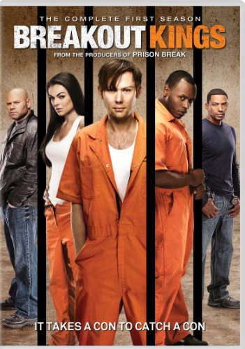 Breakout Kings: The Complete First Season DVD
