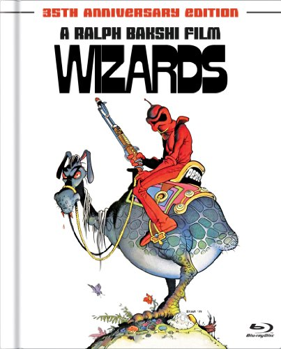 Wizards (35th Anniversary Edition) cover
