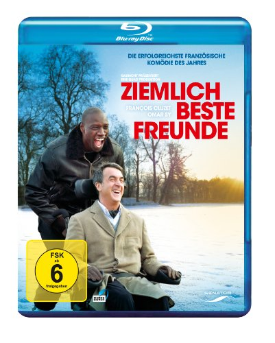 Ziemlich beste Freunde [Blu-ray]