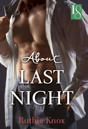 Book About Last Night Ruthie Knox