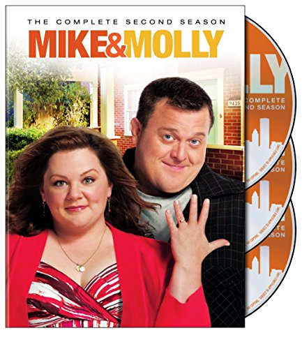 Mike & Molly: The Complete Second Season DVD