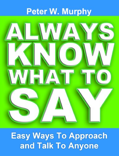 Free eBook - Always Know What To Say