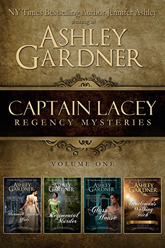 Book Captain Lacey Regency Mysteries Boxed Set