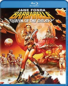 Barbarella Finds Her Way to Blu-Ray (with Groovy Video Clips!)