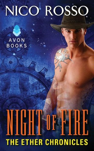 Book Night of Fire - Nico Rosso