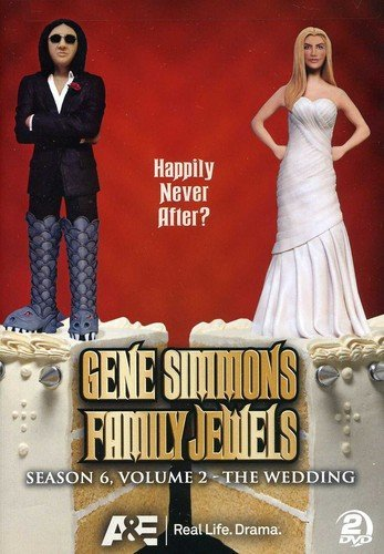 Gene Simmons Family Jewels: Season 6 - Part 2 DVD