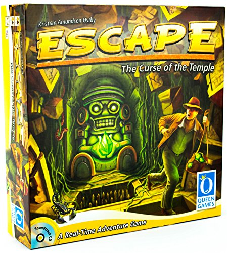 Escape: The Curse of the Temple image