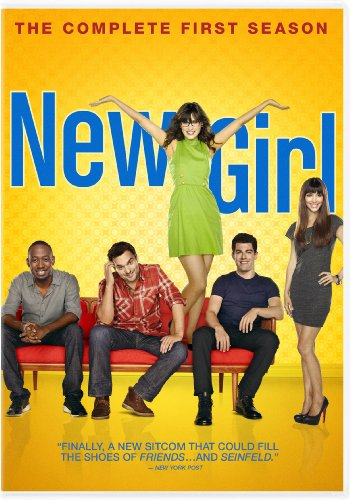 New Girl: Season One DVD