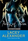 Book Party of Three - Lacey Alexander