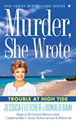 Trouble at High Tide by Jessica Fletcher and Donald Bain