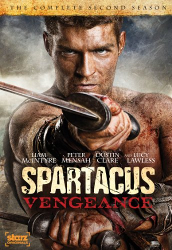 Spartacus: Vengeance - The Complete Second Season DVD