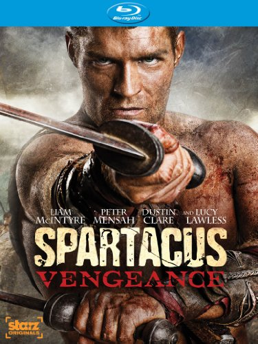 Spartacus: Vengeance - The Complete Second Season [Blu-ray] DVD