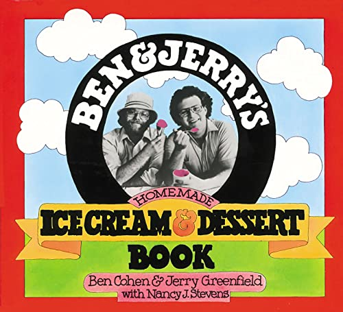 Book Ben and Jerry's Ice Cream Cookbook