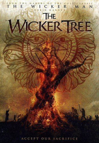 The Wicker Tree DVD