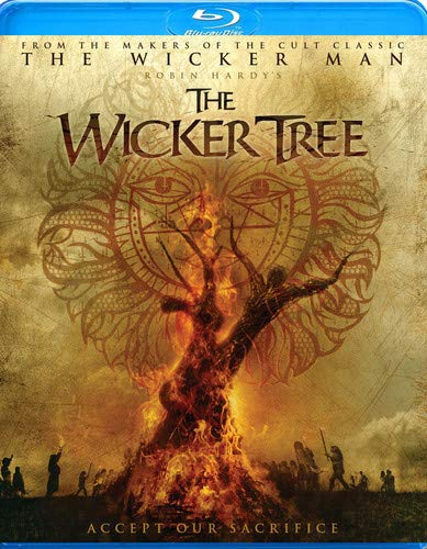 The Wicker Tree [Blu-ray] DVD
