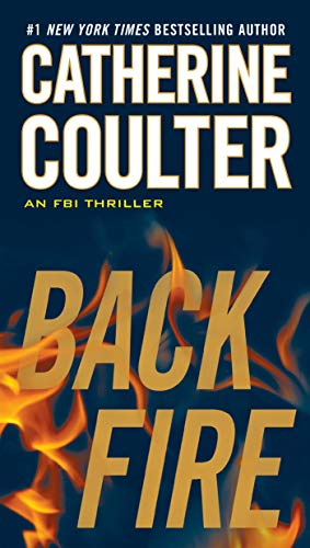Book Back Fire - Audiobook
